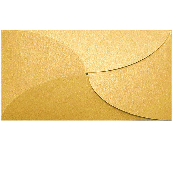 Antique Gold - 114x210mm (BUTTERFLY)