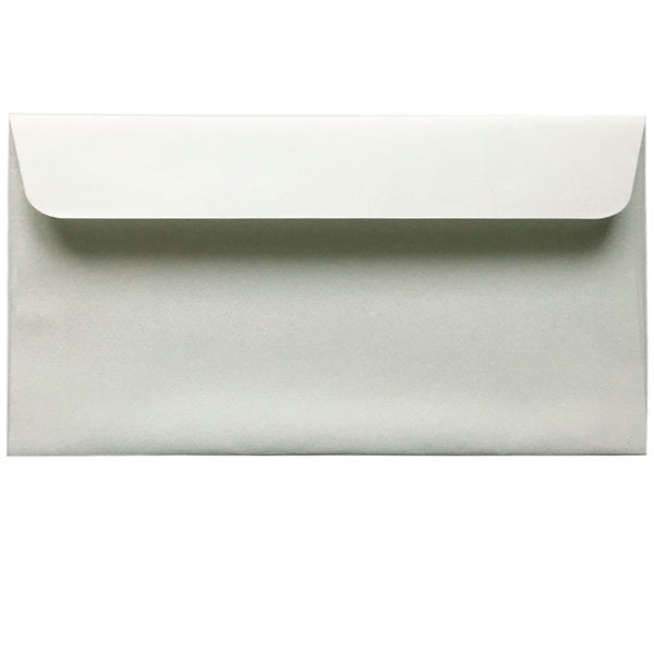 dle white textured envelope