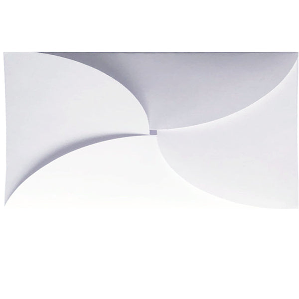 Pure White - 114x210mm (BUTTERFLY)