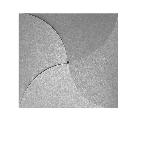 Galvanised - 120x120mm (BUTTERFLY)