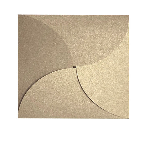 Goldleaf - 120x120mm (BUTTERFLY)