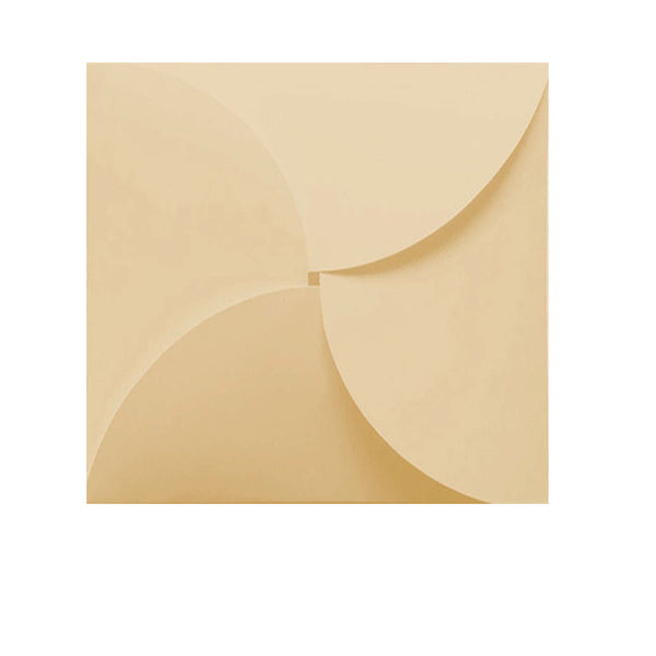 Pure Ivory - 120x120mm (BUTTERFLY)