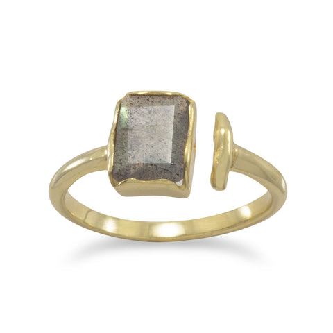 Aurora Labradorite Ring - Inaru Vogue Boutique