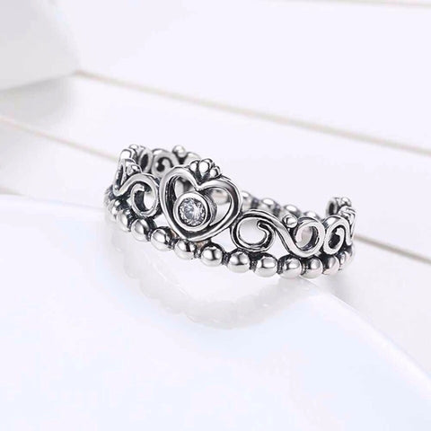Ms. Queen Sterling Silver Ring