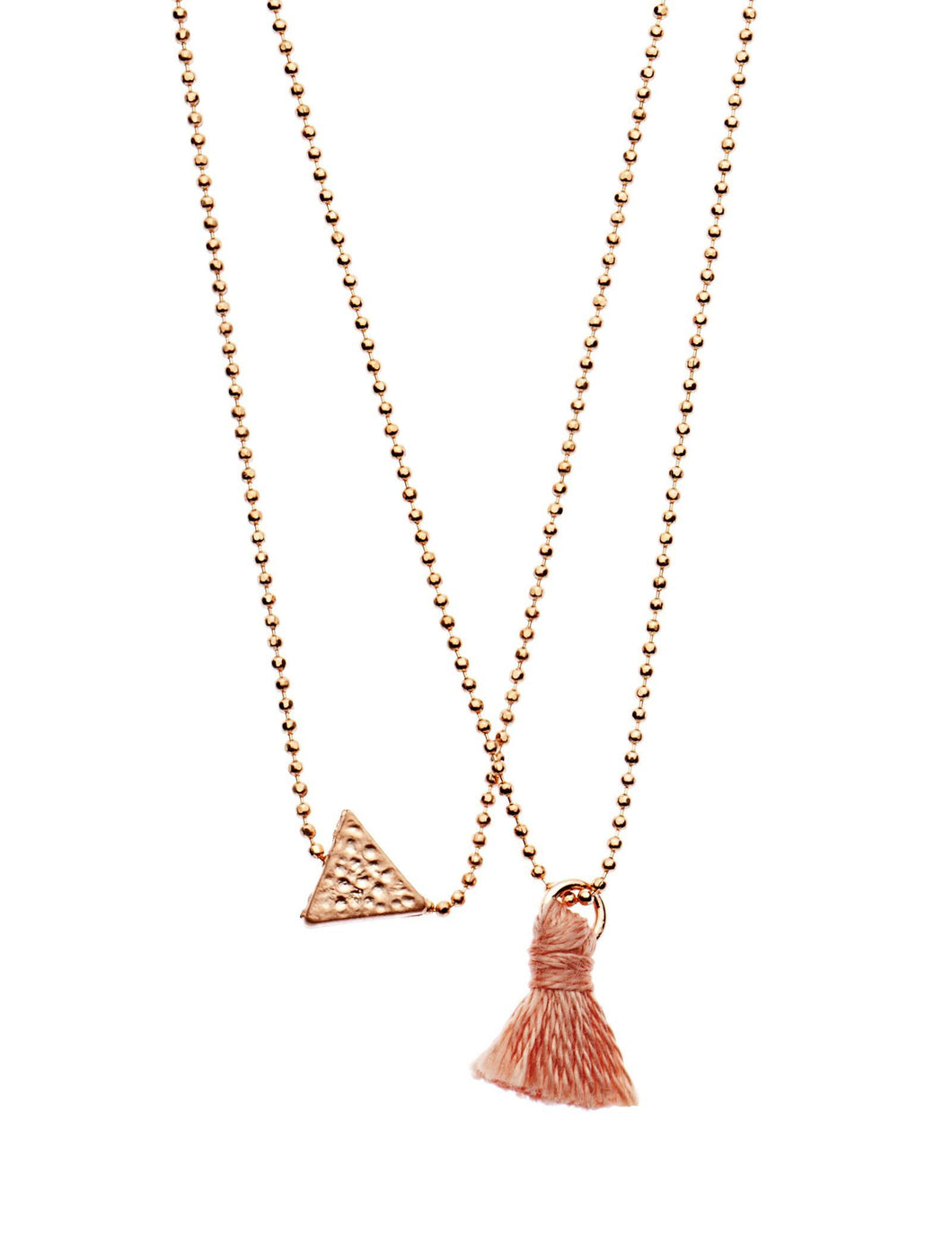 Dear Addison Necklace - Orange