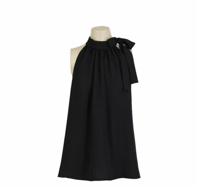 Ella Top Black