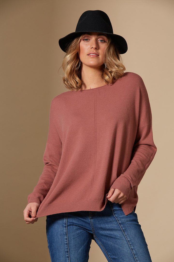 Clarity Knit Blush