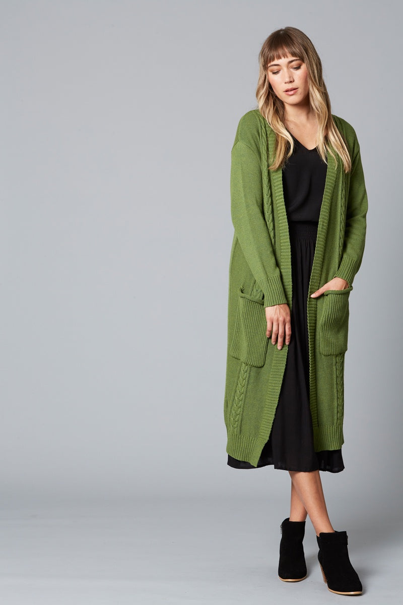 Journey Cardi Forest