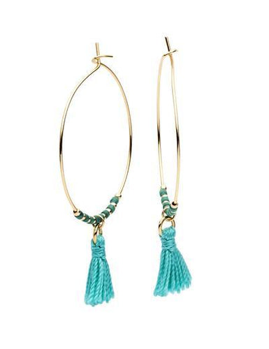 Dear Addison Aloha Earrings