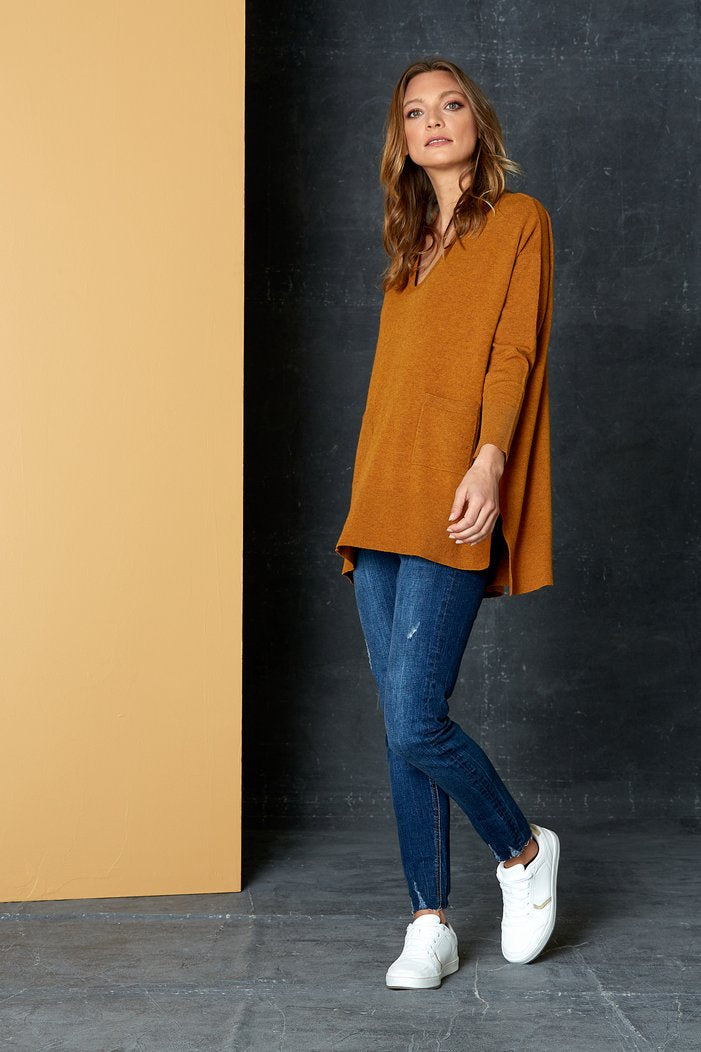 Mellow Knit Amber