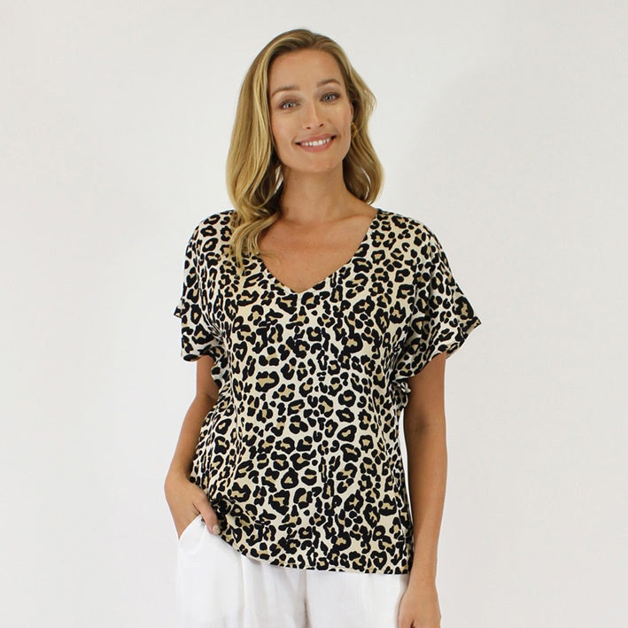 Leopard Box Top