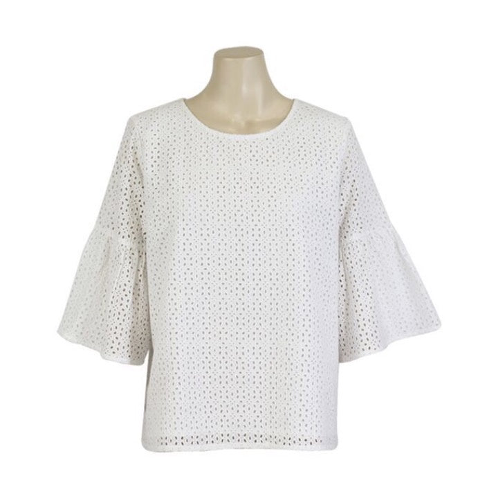 Brodie Top White