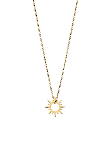 Dear Addison Necklace Sun