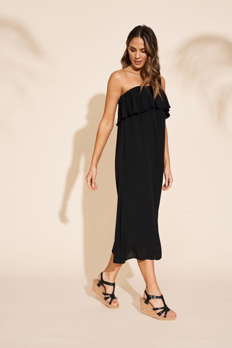 Savannah Dress Black