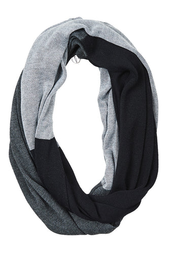 Eden Scarf Charcoal
