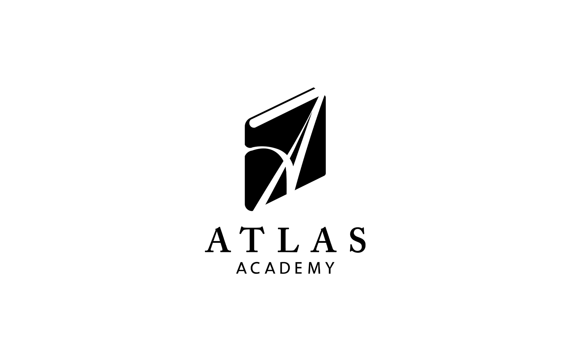 Atlas Academy Logo Design By Scott Luscombe