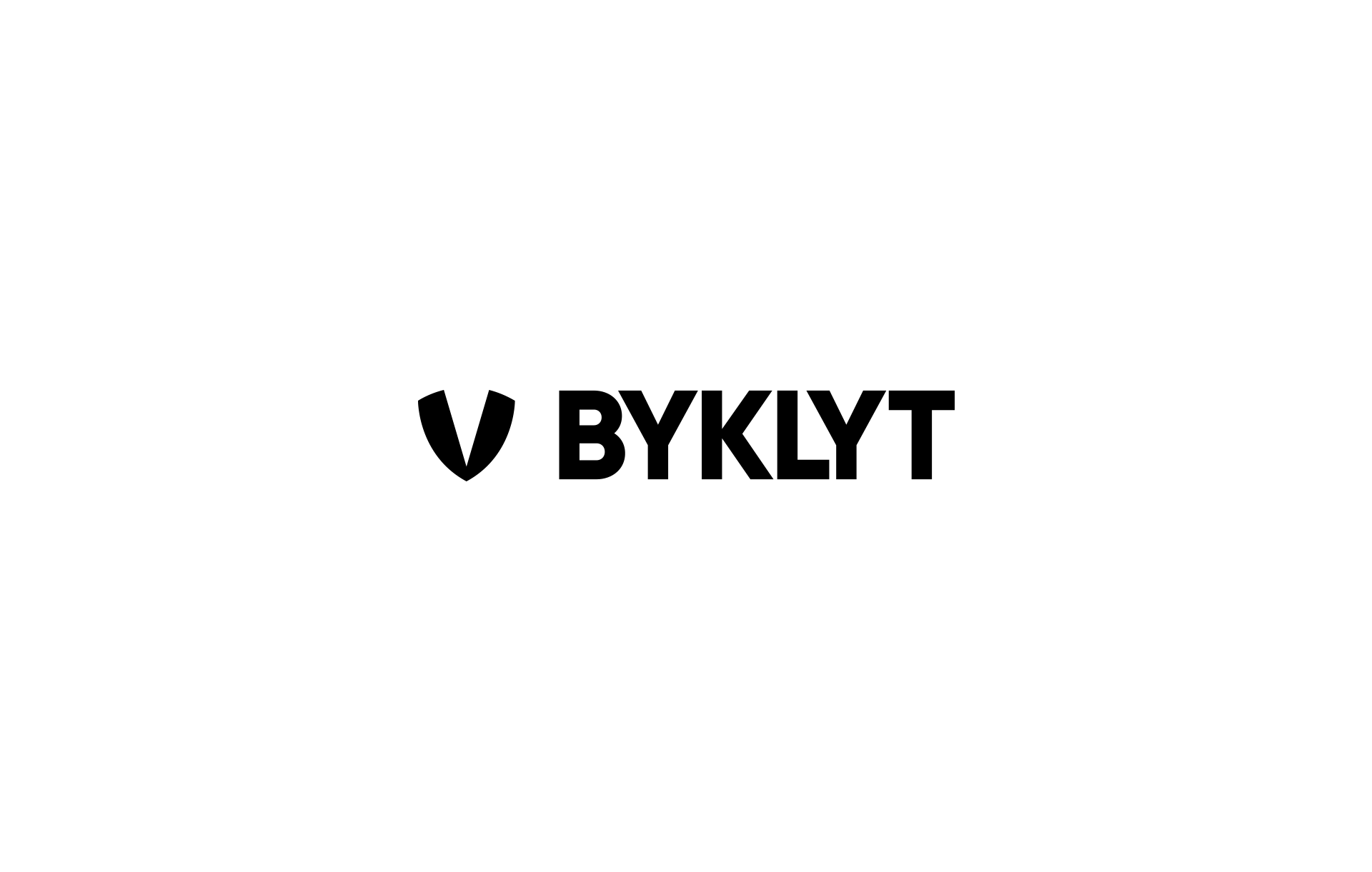 BYKLYT Logo Design By Scott Luscombe