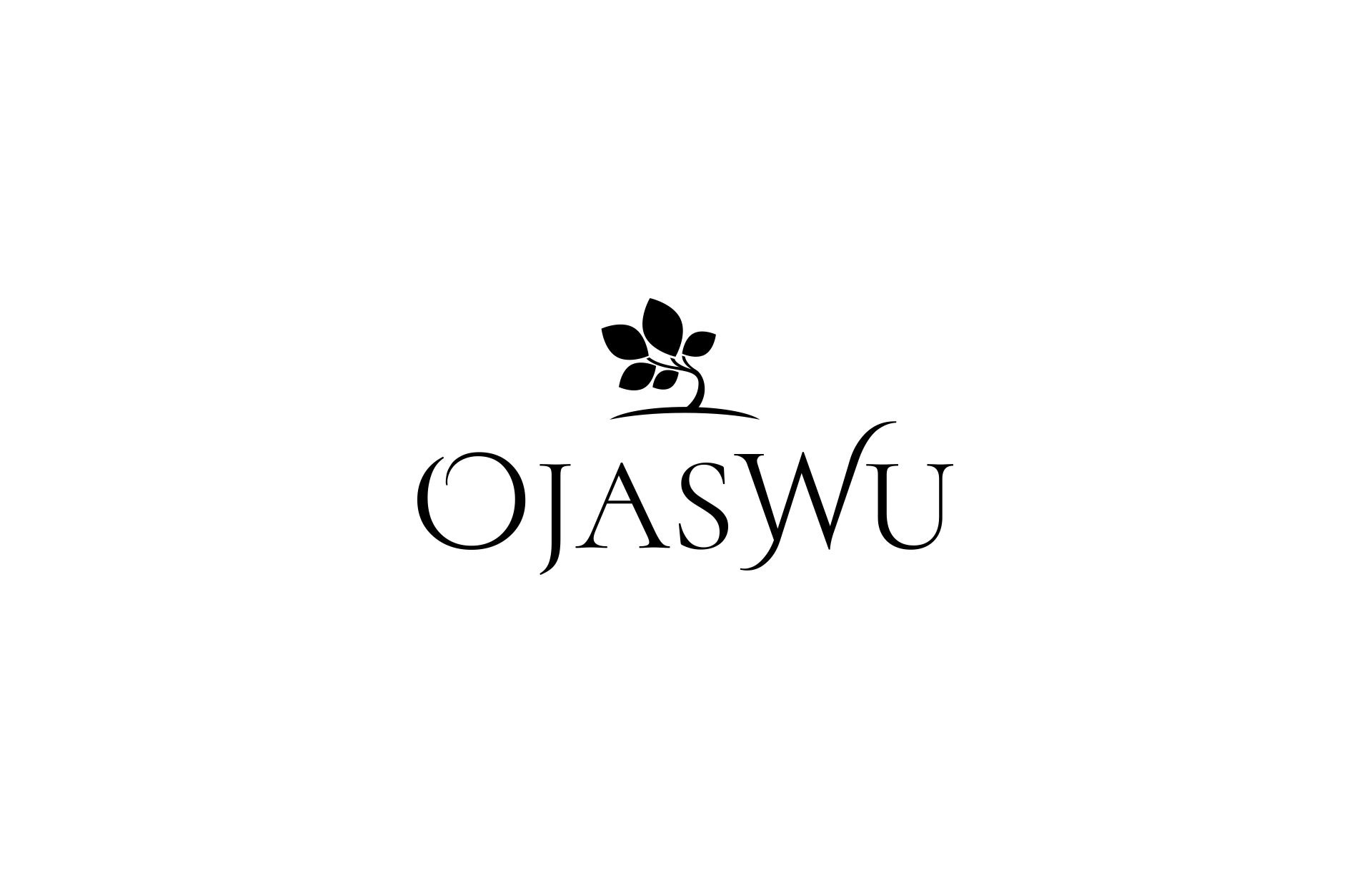 Ojaswu Logo Design By Scott Luscombe