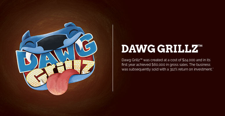 Dawg Grillz Case Study
