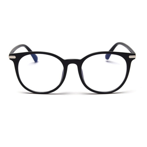 go getter cute trendy black blue light blocking glasses