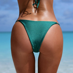 Belize Lace Emerald - Bottom - Sequin Sand, LLC