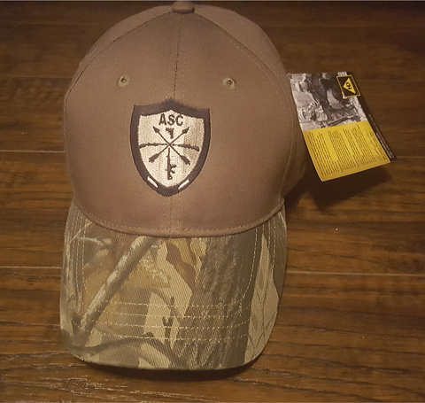 REALTREE olive hat w/logo