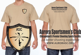 ASC logo shirts. long or short sleeve