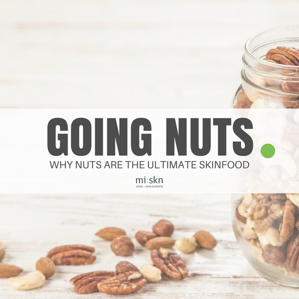 WHY NUTS ARE THE ULTIMATE SKINFOOD
