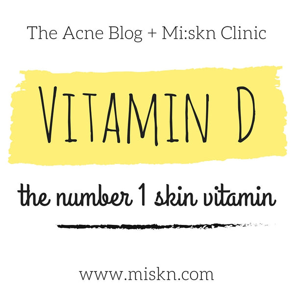 WHY VITAMIN D IS ESSENTIAL TO SKIN HEALTH