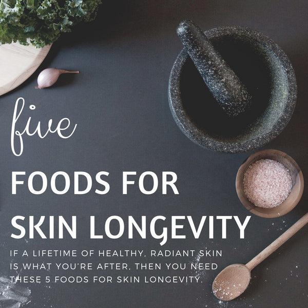 INCLUDING GREAT SKIN FOODS IN YOUR DIET