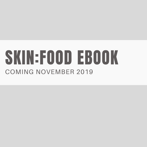 SKIN:FOOD COOKBOOK - PDF DOWNLOAD