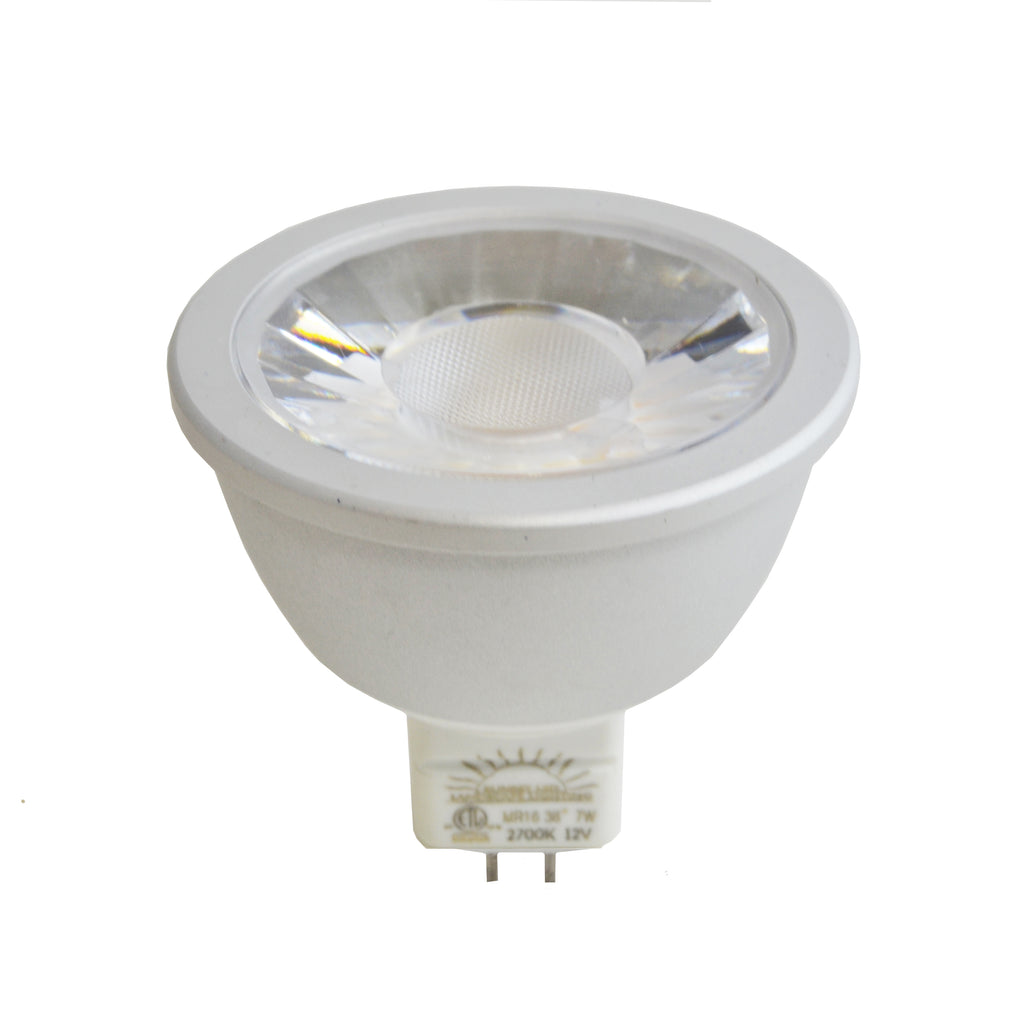MR16-5: MR16 LED Bulbs - 38°