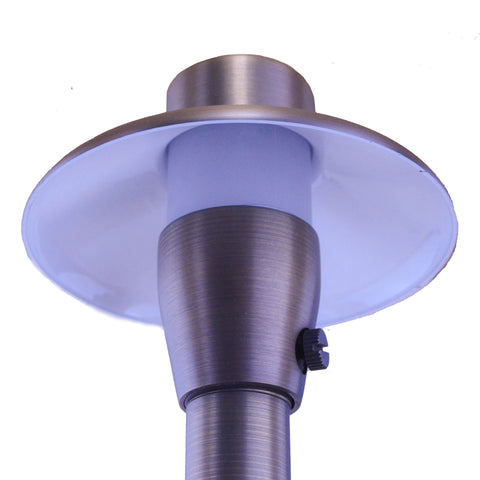 Hats for LED Landscape Path Lights