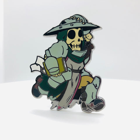 "Undead Priest 2"" Hard Enamel Pin"