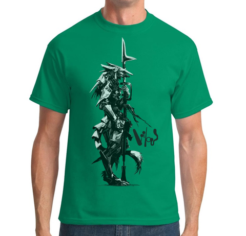 Sergal Soldier Shirt - Green