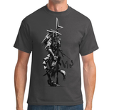 Sergal Soldier Shirt - Grey -  - 1