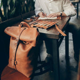 Large Rolltop Backpack