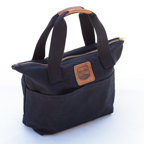 Deluxe Overnight Tote - Black