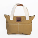 Deluxe Overnight Tote - Tan