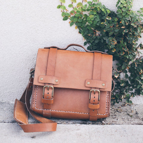 Small Messenger Satchel