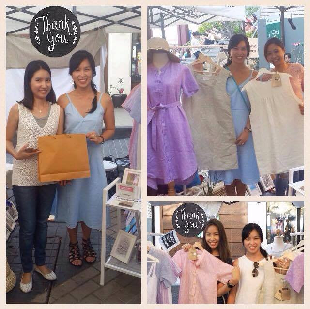 Taiwaree- Summer Lifestyle at the Special Women's Market Event