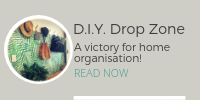 DIY project: DIY drop zone