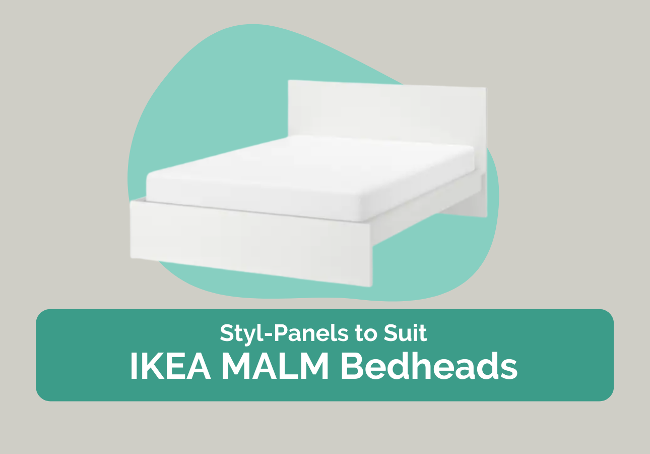 Styl-Panels to suit IKEA Malm bedheads