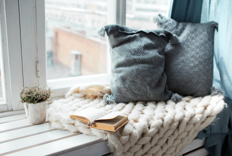 Bring hygge to a small space in your home