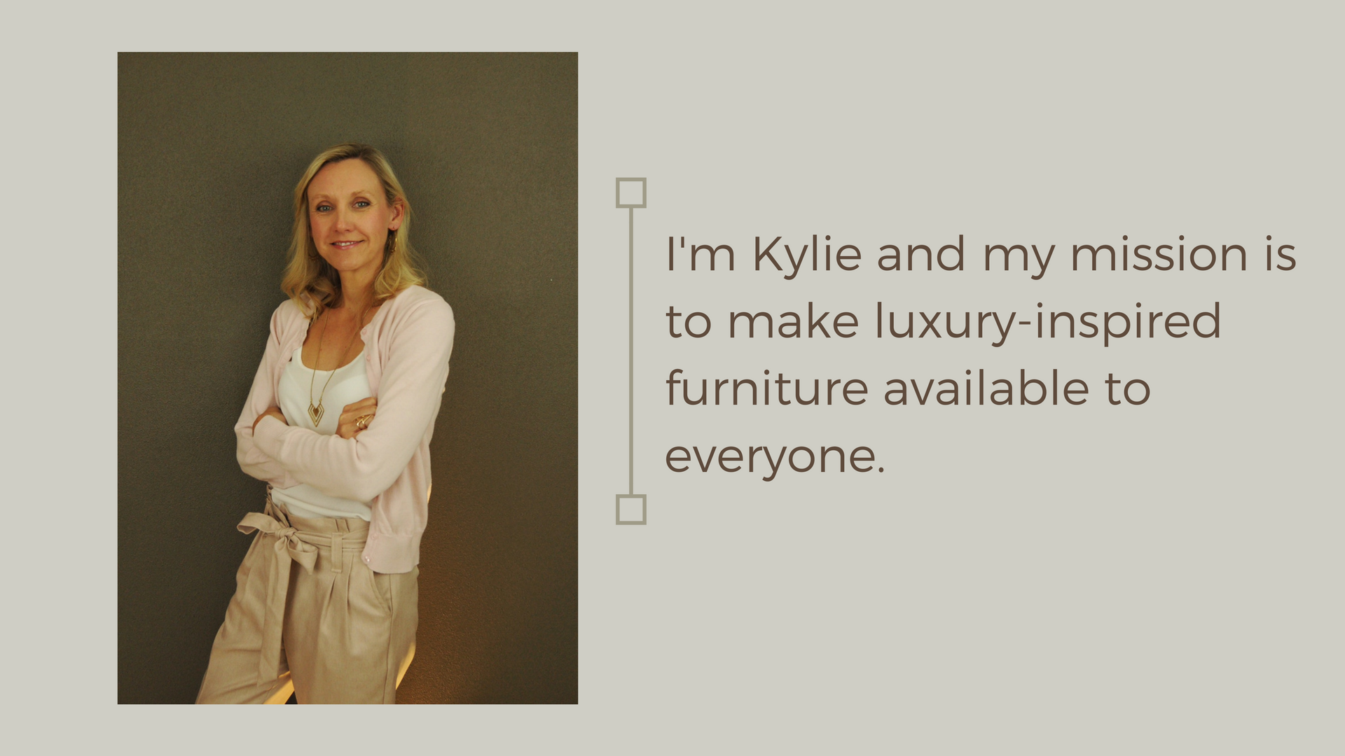 Kylie Hughes, founder and owner of Stylkea Australia