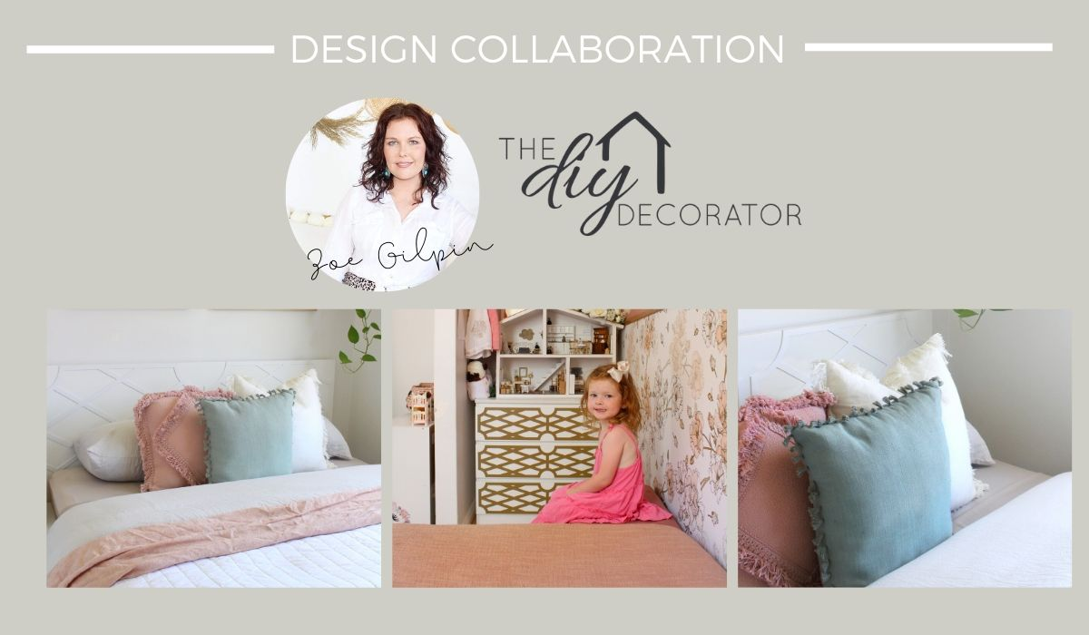 Design collaboration with The DIY Decorator Zoe Gilpin