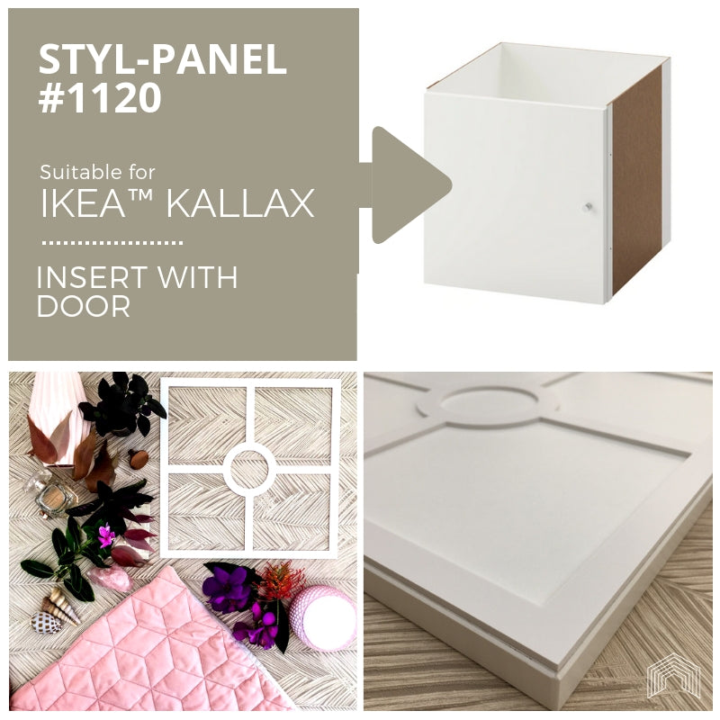 Styl-Panel Kit: #1120 to suit IKEA Kallax