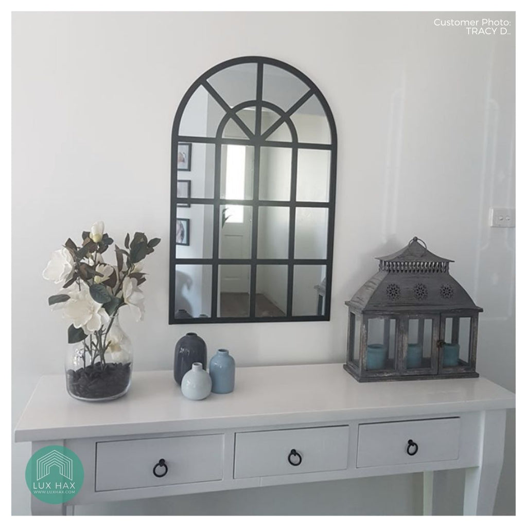 Styl-Panel #1138 to suit Kmart Arch Mirror