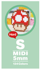 3 difference help you get to know HARD & SOFT midi Artkal beads
