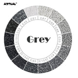 Grey-Mini 2000 beads Single Pack